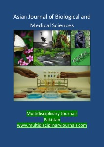 Asian journal of biological and medical sciences