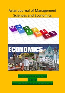 Asian journal of management sciences and economics