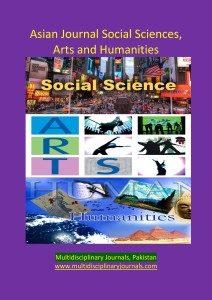 Asian journal of social sciences, arts and humanities