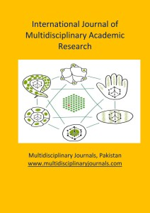 International Journal of Multidisciplinary Academic Research